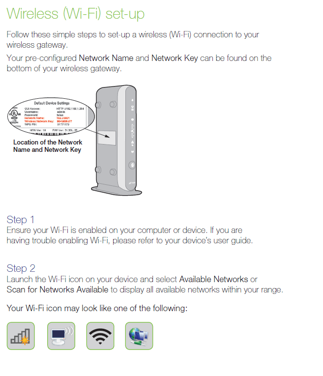 How to set up telus email
