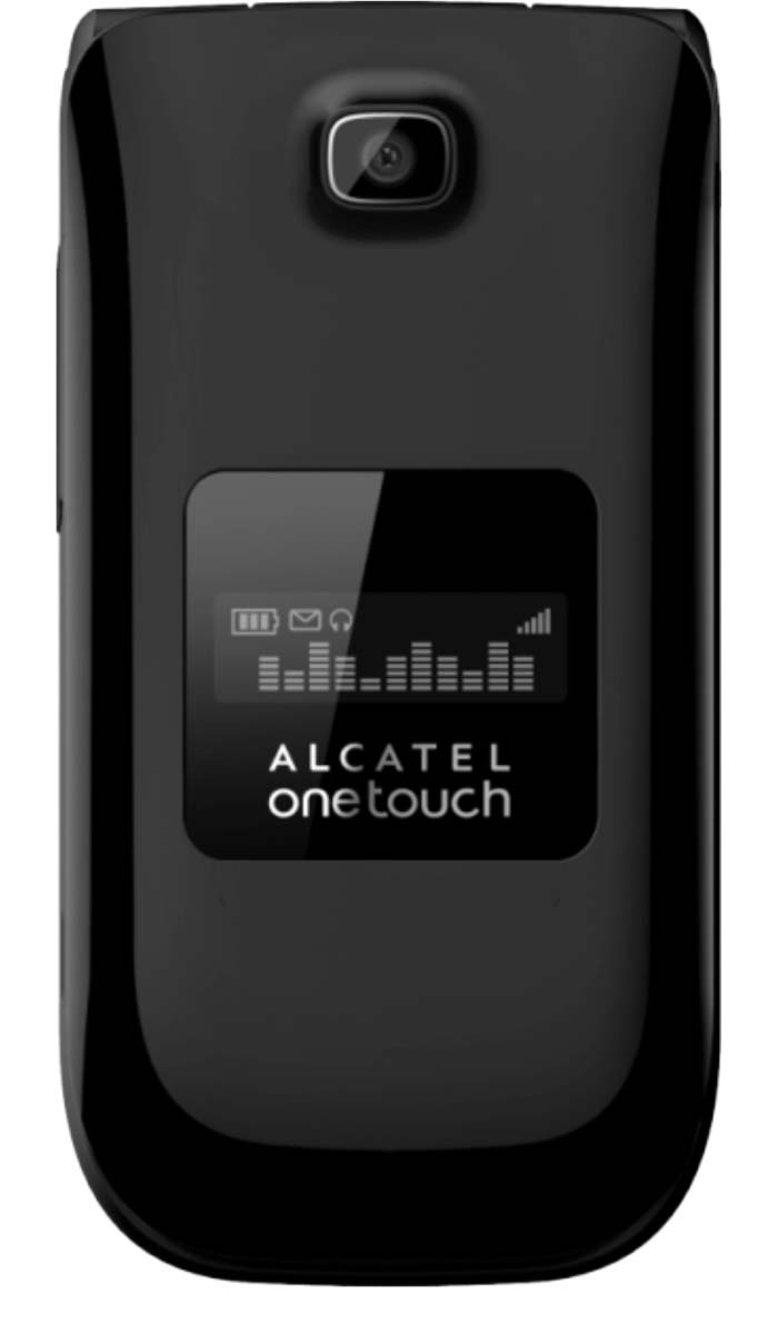 ALCATEL ONETOUCH A392A Alcatel One Touch Flip Phone